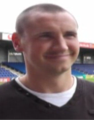 Andy Frampton smiling