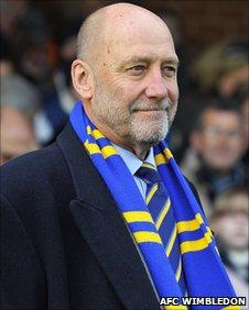 dickie guy afc scarf